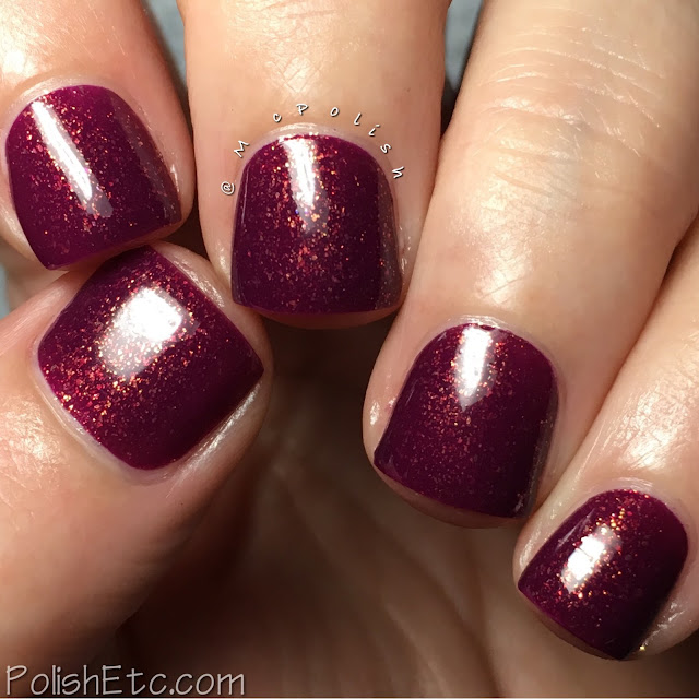 Takko Lacquer - Passion Fruit - McPolish