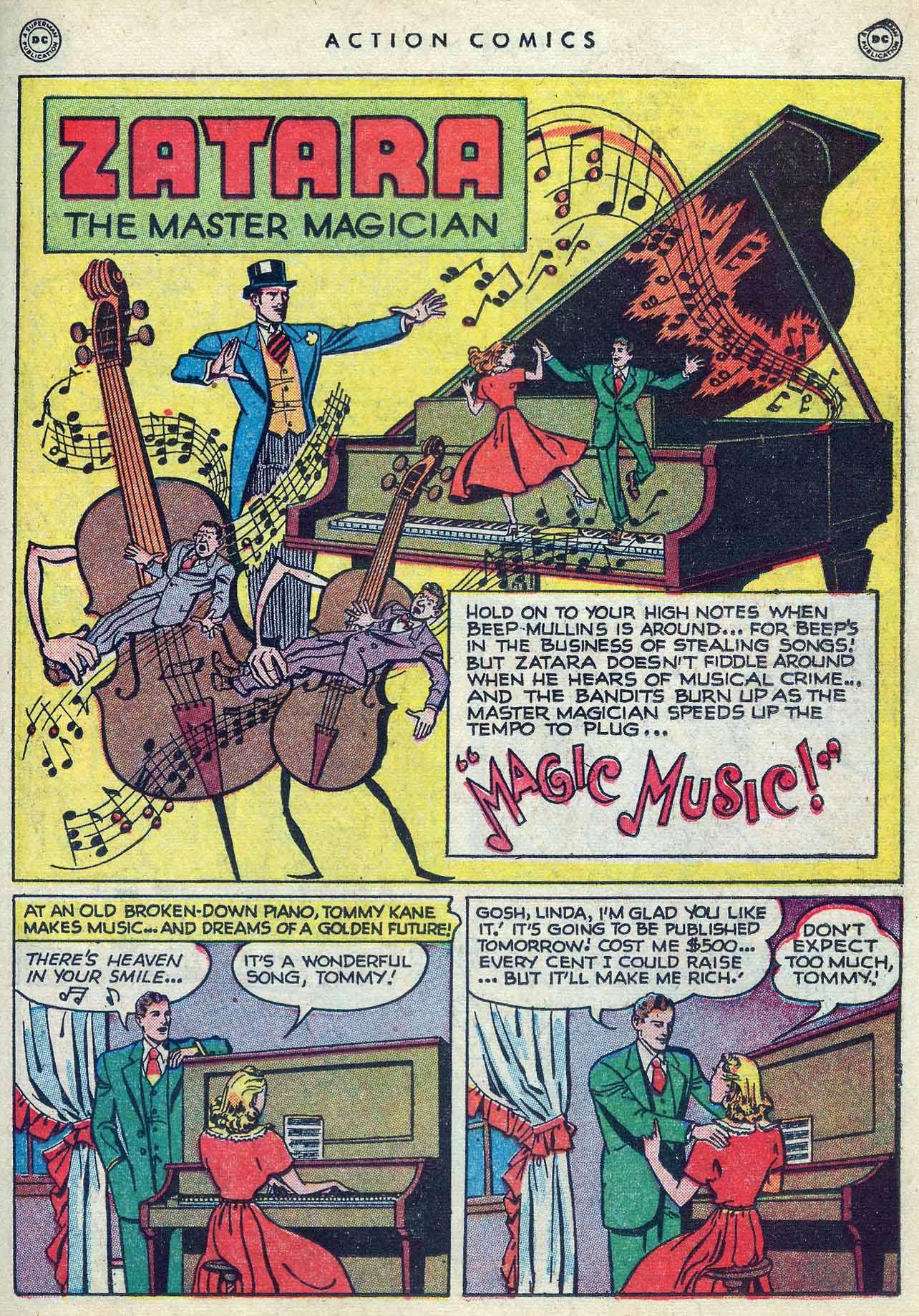 Action Comics (1938) 127 Page 32
