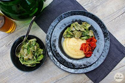 Assiette de légumes à l'italienne