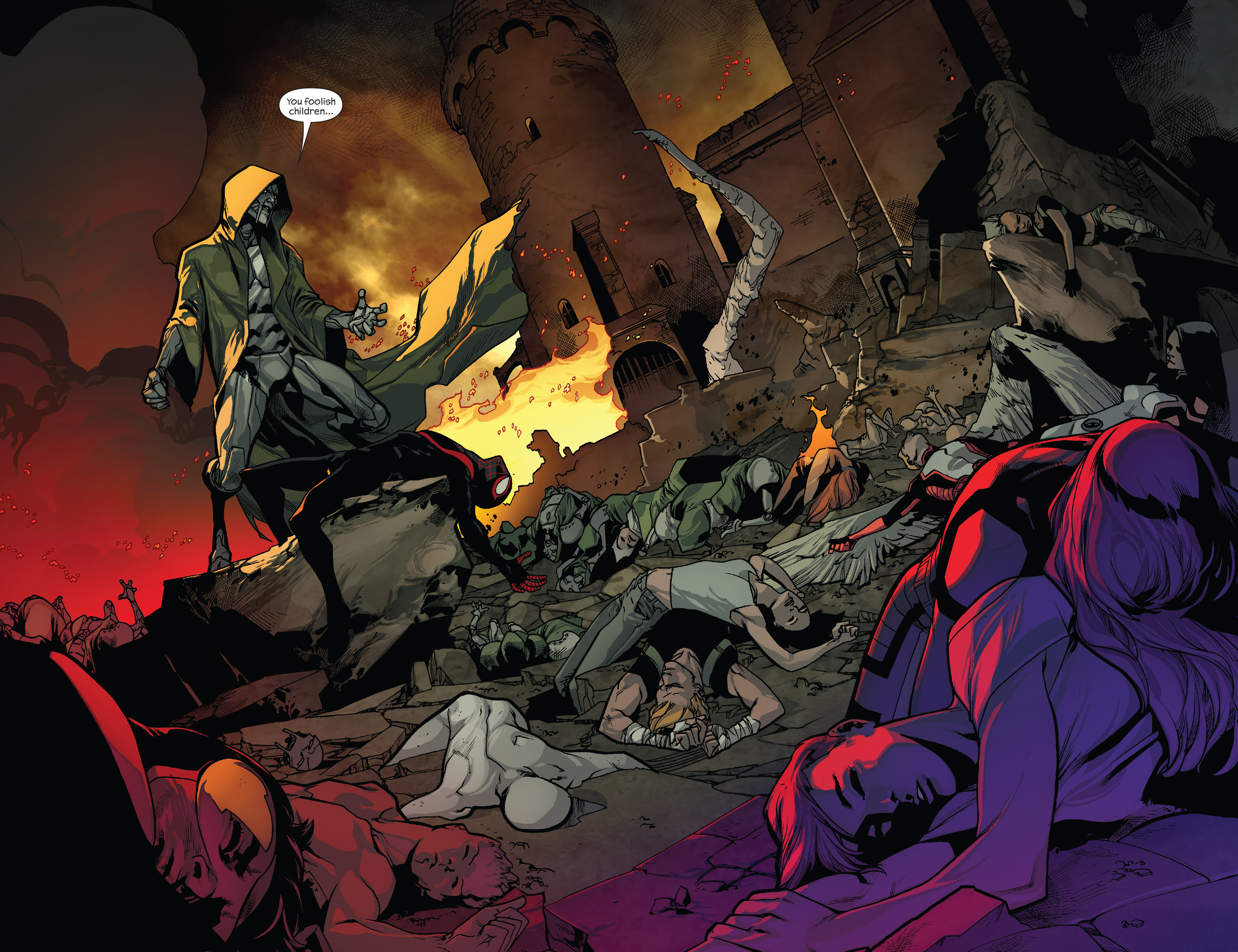 Read online All-New X-Men (2013) comic -  Issue #36 - 3