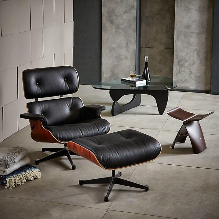 David Dangerous Vitra Eames Lounge Armchair