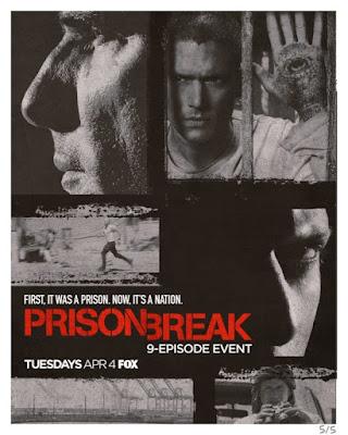 Prison Break 2017 S05E04 720p HDTV 200MB x265 HEVC ESub