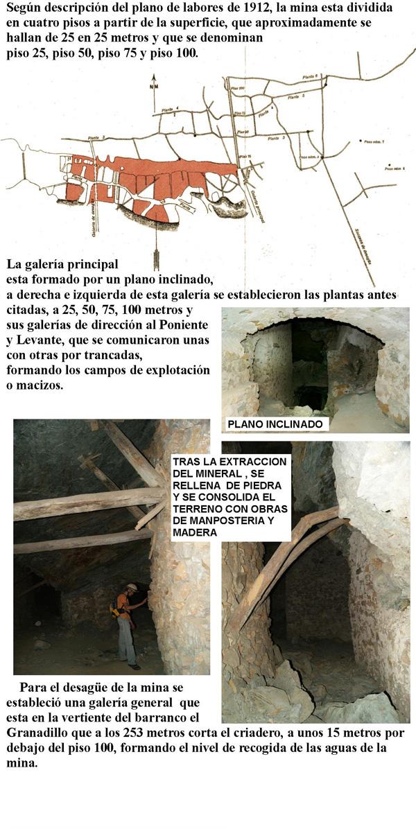 Sierra de Almagro, Cuevas Del Almanzora