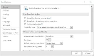 Tips dan Trik terbaru Rahasia Tersembunyi Excel