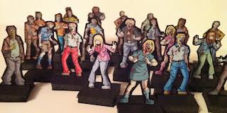 Katana Schoolgirls vs Zombie Furries-David Okum