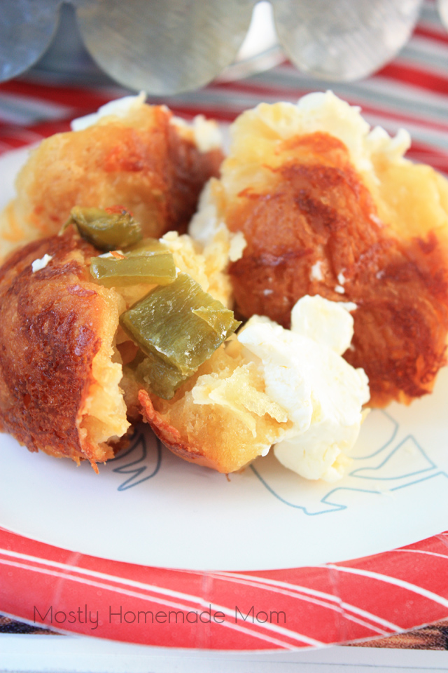 Jalapeno Popper Monkey Bread Recipe