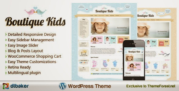 Creative WordPress WooCommerce Theme