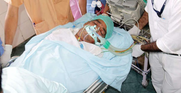 Jaipur, Rajasthan, Sanwar Lal jat, Vasundhara Raje, SMS Hospital, BJP office, Heart attack, Delhi, AIIMS, Rajasthan news, Sanwar lal jat died