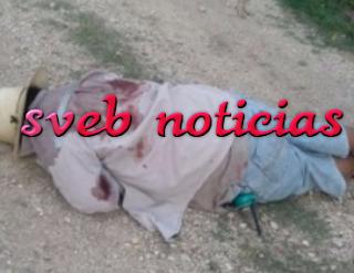 Ejecutan a balazos a hombre en Chacaltianguis Veracruz