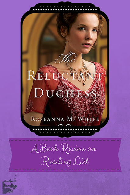 The Reluctant Duchess a Book Review on Reading List
