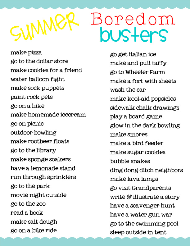 Things To Do At Home When You Are Bored 50 Things To Do