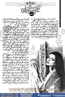 Nikki jai han novel by Misbah Ali Sayad