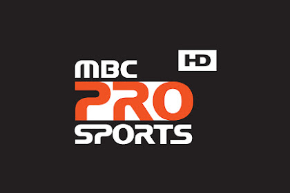 MBC Pro Sports 1 HD /2/3 - Badr Frequency