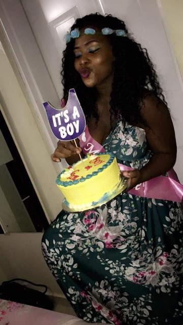 Photos: Pretty Nigerian student dies during childbirth