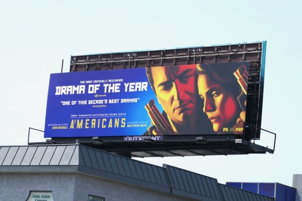Americans season 6 Emmy nominations billboard