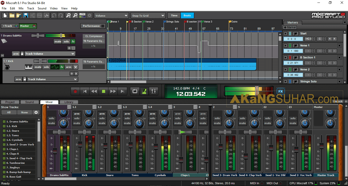 Free Download Acoustica Mixcraft Pro Studio Full Version Terbaru