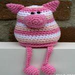 Patron gratis cerdo amigurumi | Free amigurumi pattern pig