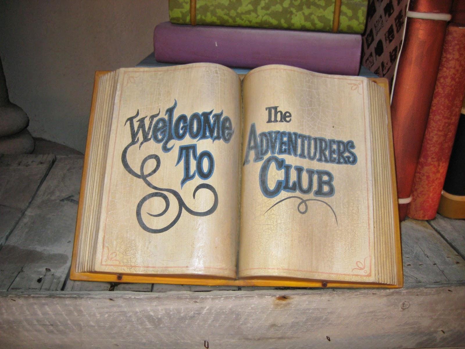 Save Pleasure Island Blog Explorers Club Reprises