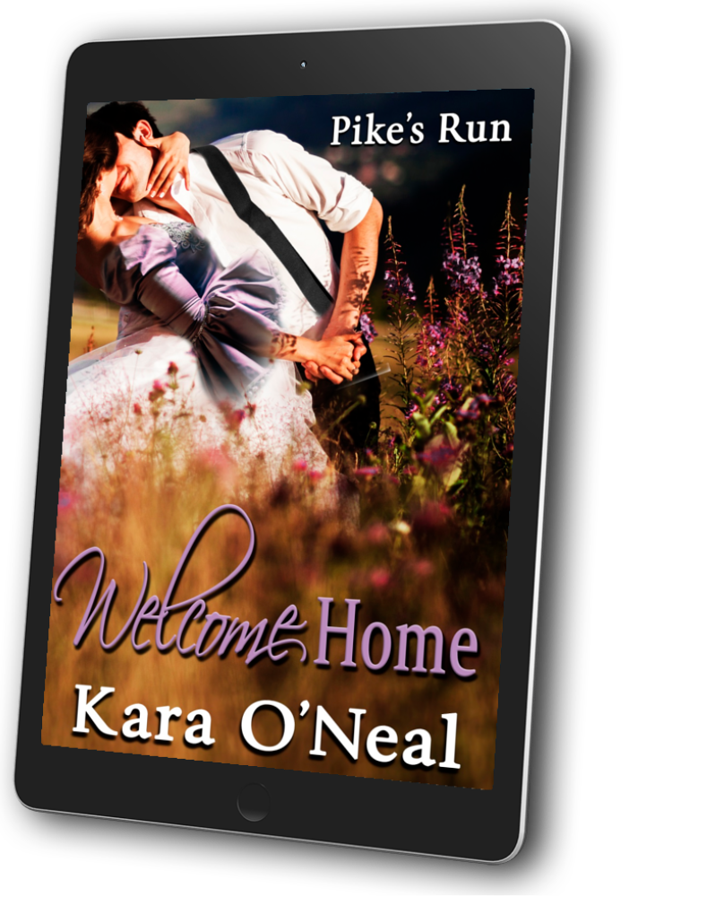 <b>KARA O'NEAL: Love and Lone Stars</b>