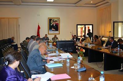 اللجنة التقنية الإقليمية: محطة لتقديم حصيلة وخطة عمل قطاع التربية والتكوين بإقليم الرشيدية
