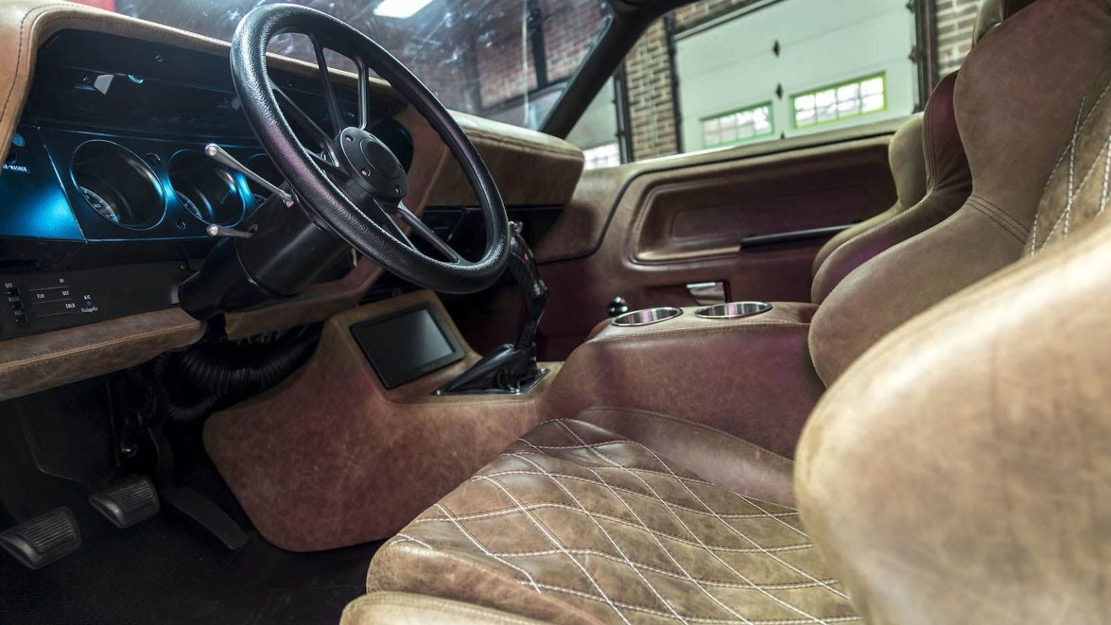 1970 Dodge Challenger Super Cat - MS+ BLOG