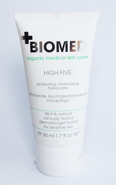 Biomed High Five - Gib Mir Fünf Handcreme