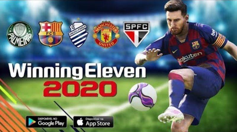تحميل Winning Eleven 2020 آخر اصدار apk + obb للاندرويد