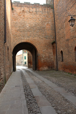 accesso a Montagnana