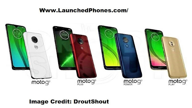 The 4 latest mobile phones volition endure launched Moto G7 Series launch appointment is directly confirmed