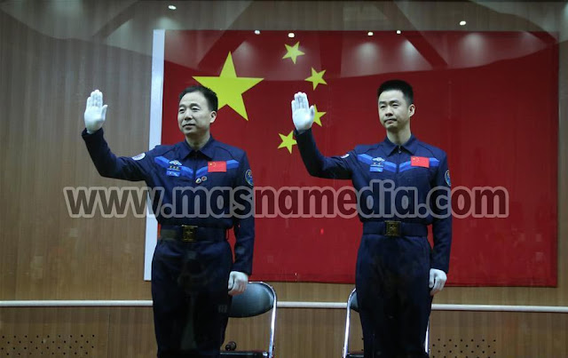 Shenzhou 11 - Awal Stasiun Ruang Angkasa Cina