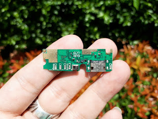 Konektor Charger Blackview P10000 Pro Original USB Charger Board