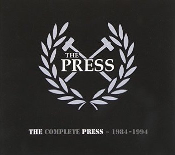 The Press The Complete Press - 1984 - 1994 | Oi! Of America