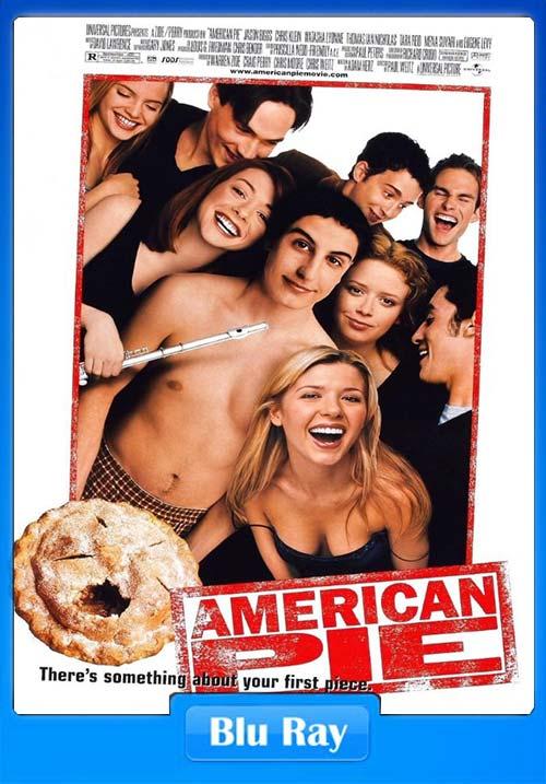 American Pie 1999 720p BluRay x264 | 480p 300MB | 100MB HEVC Poster