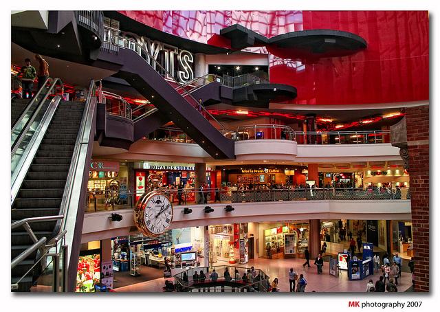 Trung tâm thương mại Hoàng Gia New Melbourne
