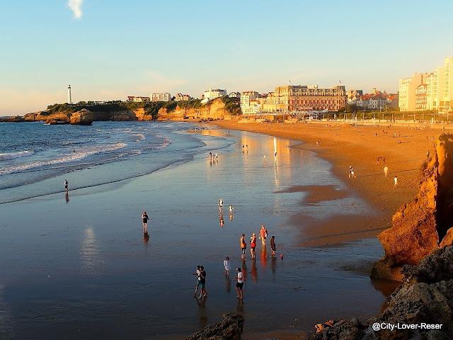 Biarritz -Frankrike