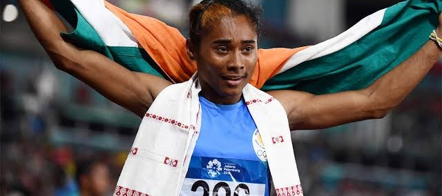 Asian Games 2018: Hima Das, Muhammed Anas clinches Silver in 400m race