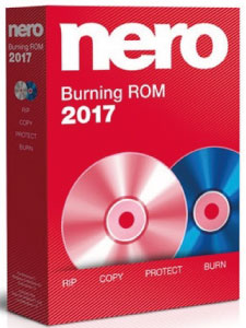 Nero Burning ROM 2017 + Serial