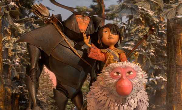 Review: KUBO AND THE TWO STRINGS (2016)