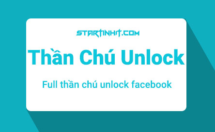 SHARE ALL THẦN CHÚ UNLOCK