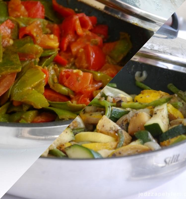 warzywa do mięs i ryb, jedzenie do pracy