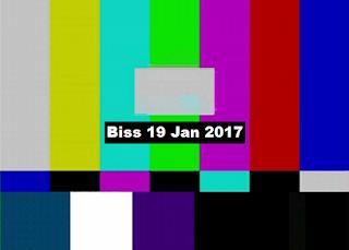 Bisskey 19 Januari 2017