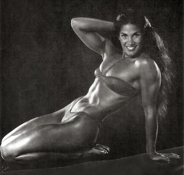 Pro woman wrestlers nude