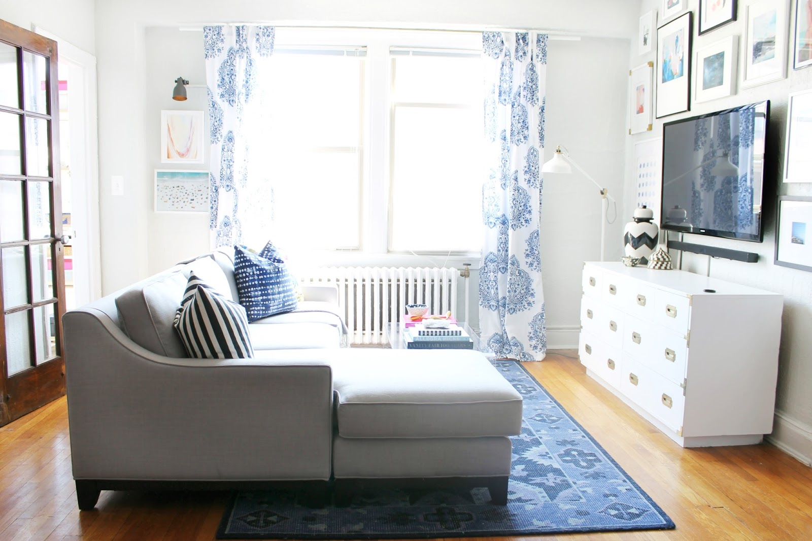 Admirable Living Room Update New Sofa And Coffee Table Shannon Claire Bralicious Painted Fabric Chair Ideas Braliciousco