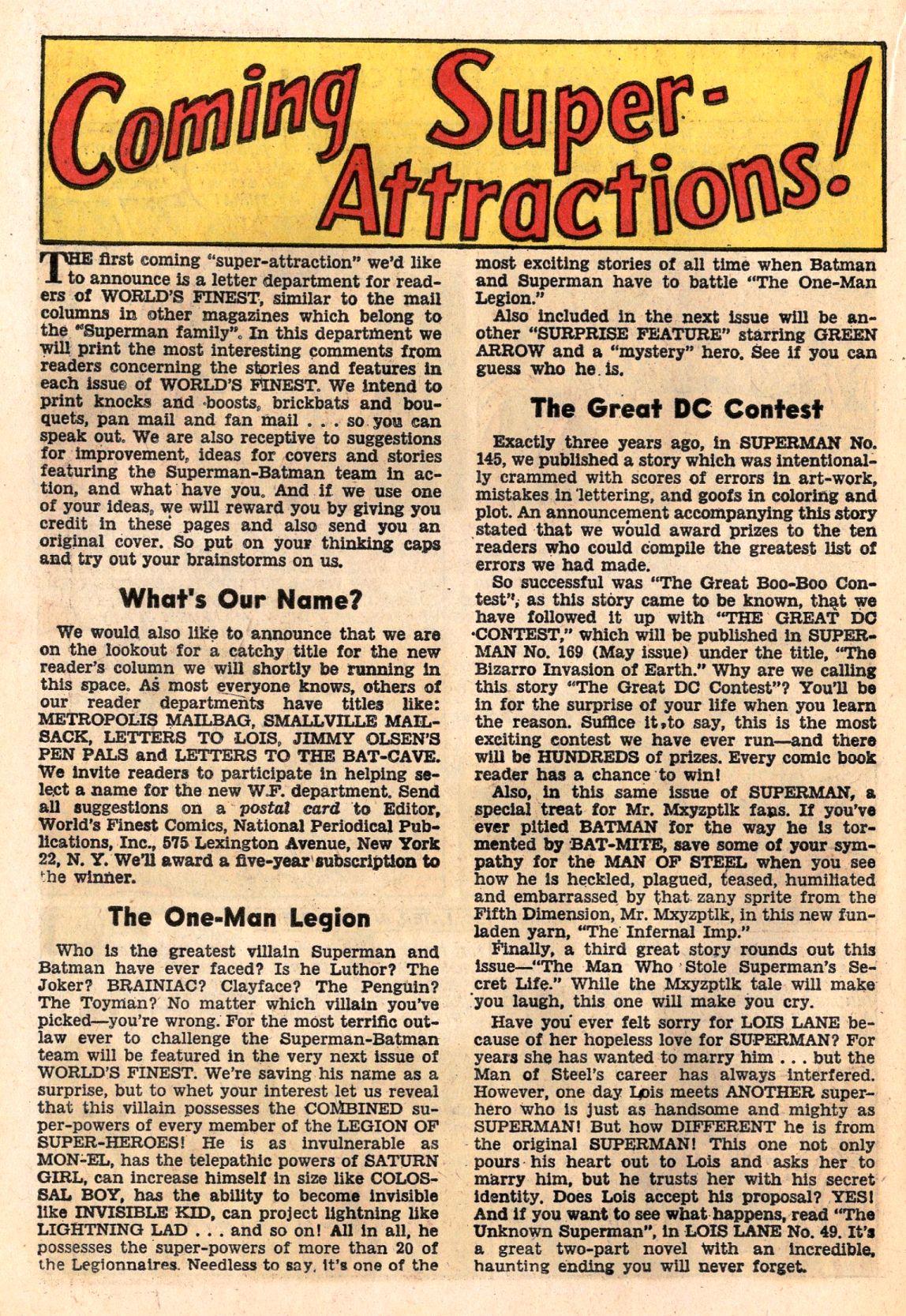 Read online World's Finest Comics comic -  Issue #141 - 22