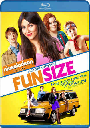Fun Size 2012 BRRip 800MB Hindi Dual Audio 720p Watch Online Full Movie Download bolly4u