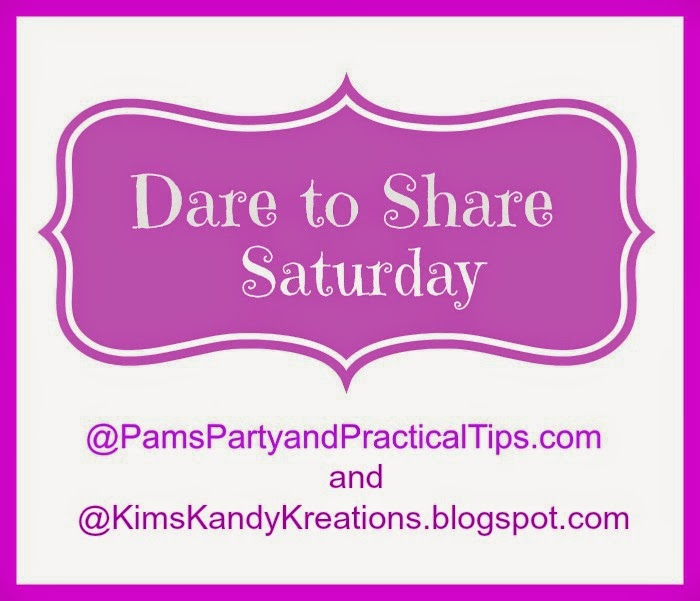 Dare to Share Link Party