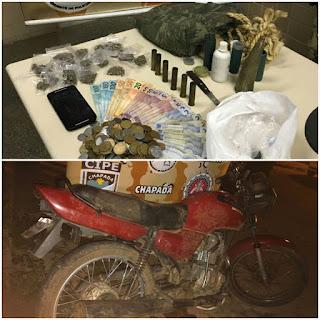 Policia prende quadrilha em Mucugê