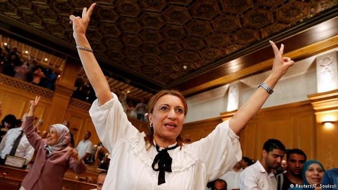 Meet the first-ever female mayor of Tunisia's capital