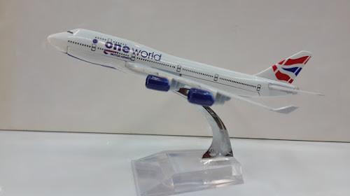 Pusat Diecast | One World British Airways