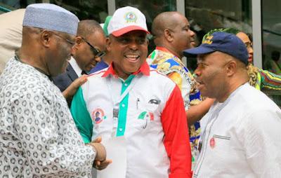 39 parties form coalition against APC including PDP, rAPC, SDP